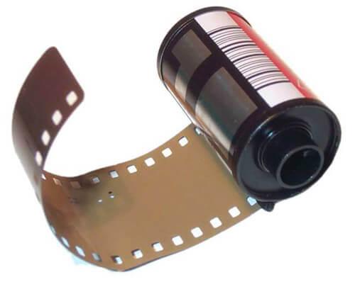 Оцифровка фотопленок и фотографий